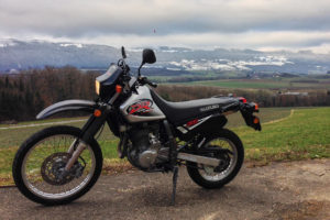 Stock DR650