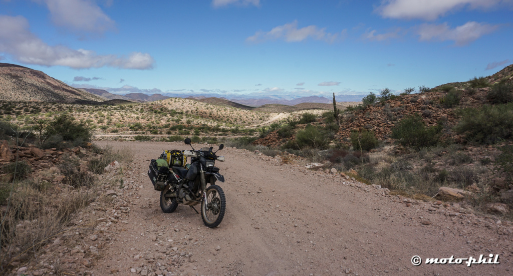 Interesting thoughts on building a round-the-world DR650 - Adventure