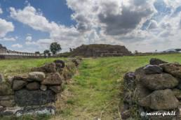 Ancient Toltec city of Tula