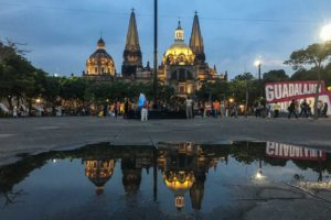 Guadalajara, Mexico's second biggest and beautiful city