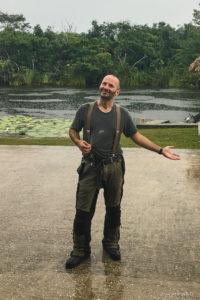 Rain in Belize