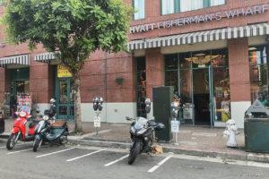 Bike Parking in SF