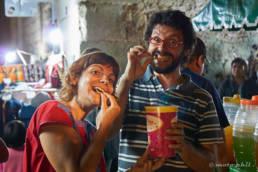 Nikos and Georgia in Oaxaca