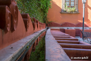 Washing place in San Miguel de Allende