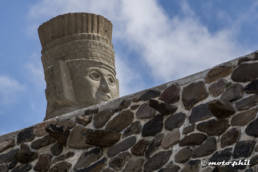 Ancient Toltec city of Tula