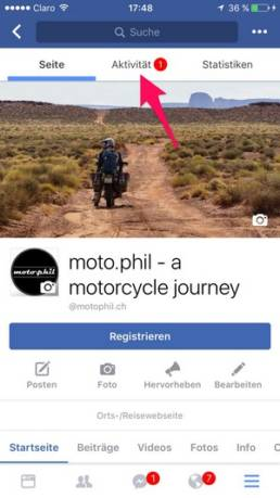 Track Facebook Shares with Evernote