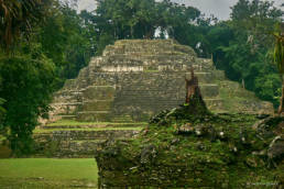 Lamanai Ruins