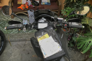DR650 Modifications