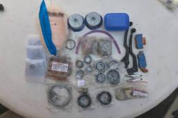 DR650 Spare Parts