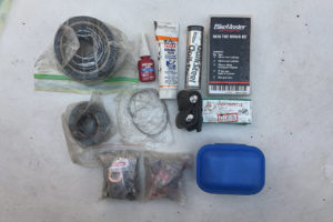 DR650 Consumables