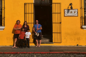 Reunion with PikiPiki in Antigua