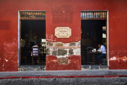 French bakery in Antigua Guatemala