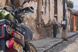 Walls and Cowboys of Antigua