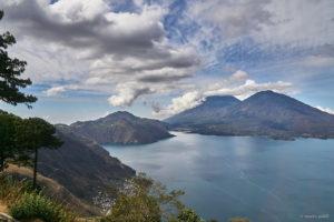 A stop at Lago Atitlan
