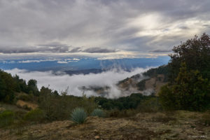 View over Huehuetenango