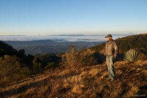 Sunrise over Huehuetenango