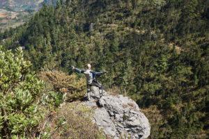 Enjoying the backcountry of Guatemala