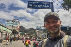 Back in Guatemala